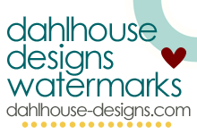 Dahlhouse Designs Watermarks